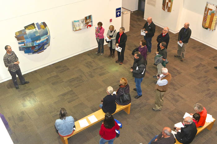 gallery overview; photo credit: Brad Coman, Nevada Appeal