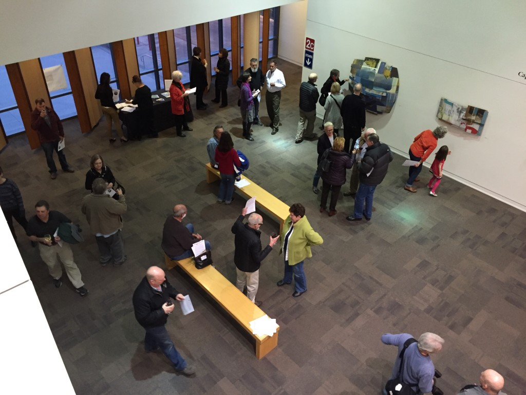 Reception overview