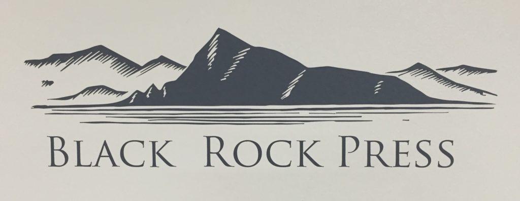 University of Nevada, Reno's Black Rock Press logo