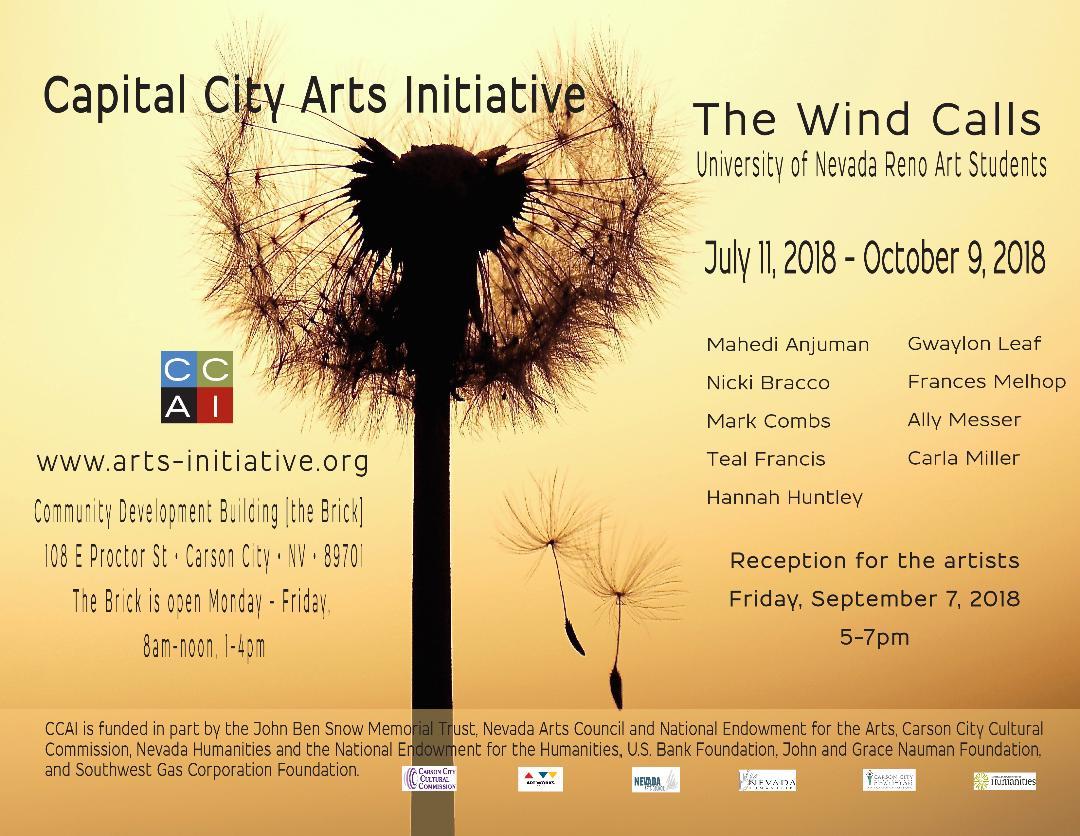 The Wind Calls - Capital City Arts Initiative